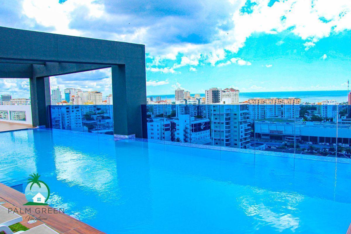 44 de 50: Apartamento alquiler vacacional 1 dormitorio con piscina