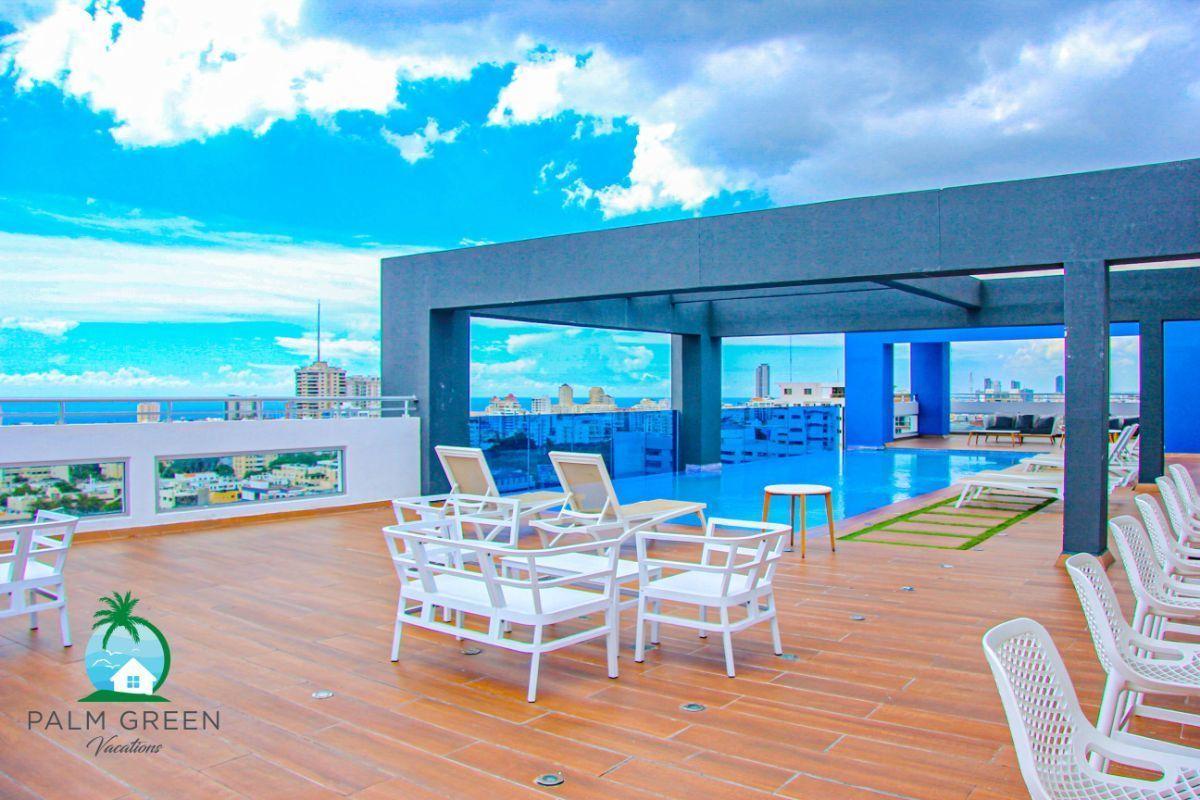 46 de 50: Apartamento alquiler vacacional 1 dormitorio con piscina