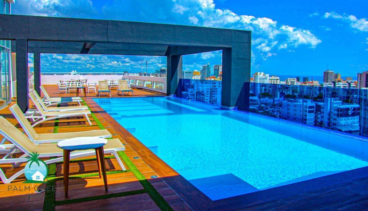 47 de 50: Apartamento alquiler vacacional 1 dormitorio con piscina