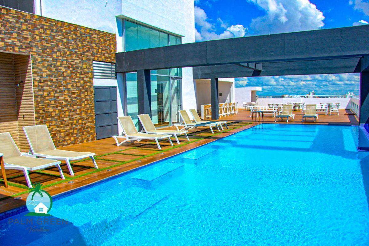48 de 50: Apartamento alquiler vacacional 1 dormitorio con piscina