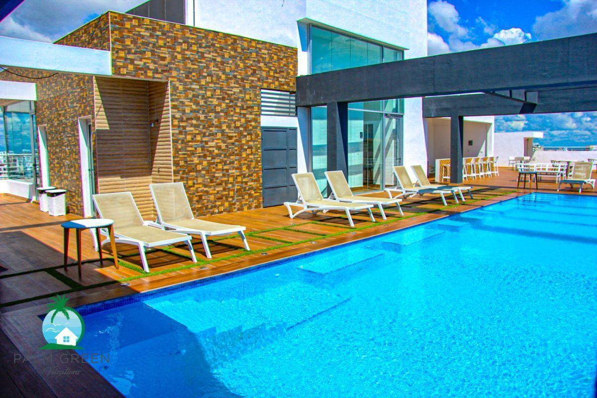 49 de 50: Apartamento alquiler vacacional 1 dormitorio con piscina