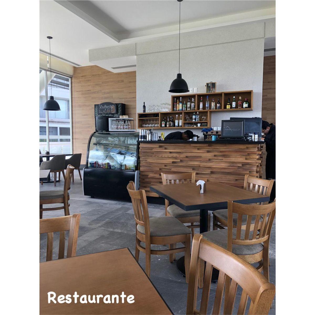 14 de 16: Restaurante de Casa- club.