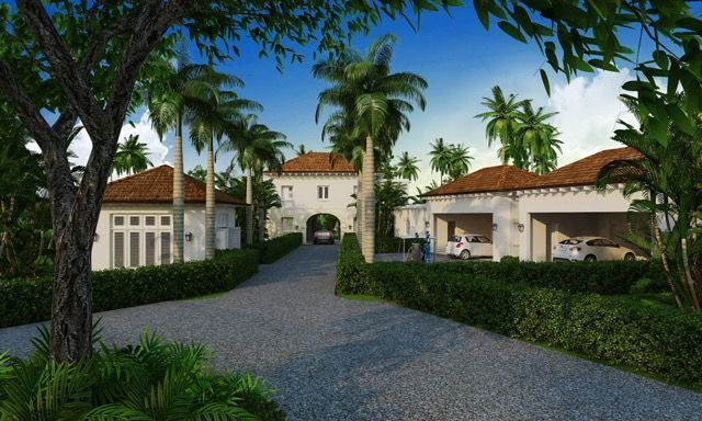 3 de 12: Complex of villas for sale cap cana 3 villas