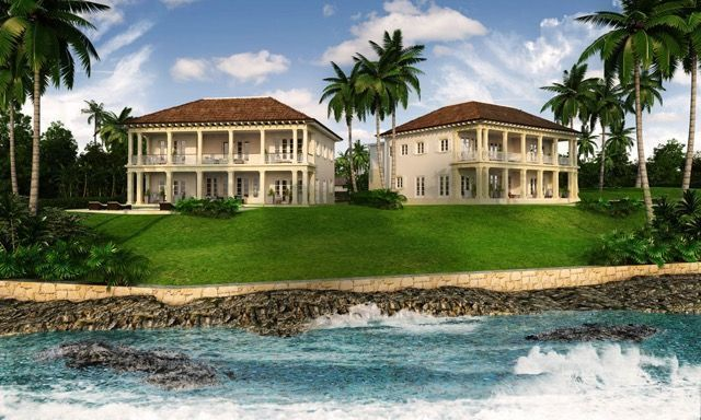 6 de 12: Complex of villas for sale cap cana 3 villas