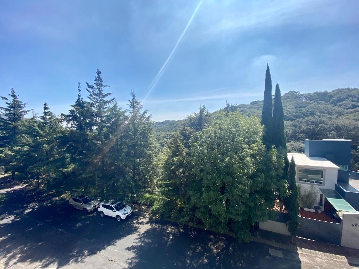 4 de 14: vista desde la cocina y terraza