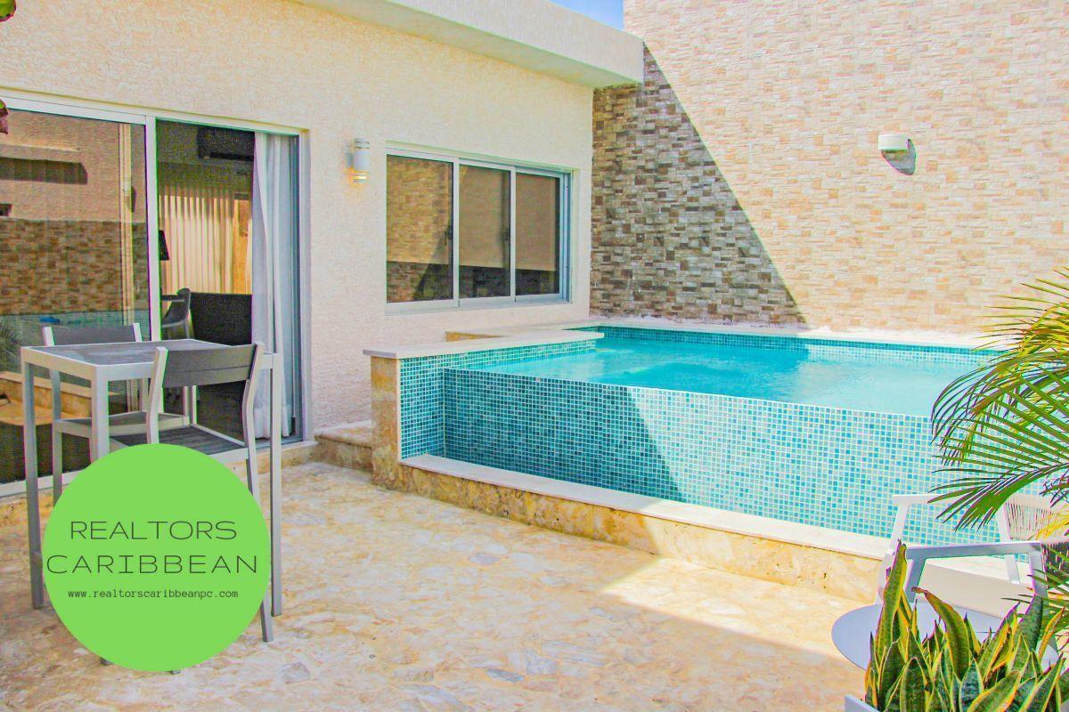 1 de 16: hermosas villas en punta cana con piscinas privadas