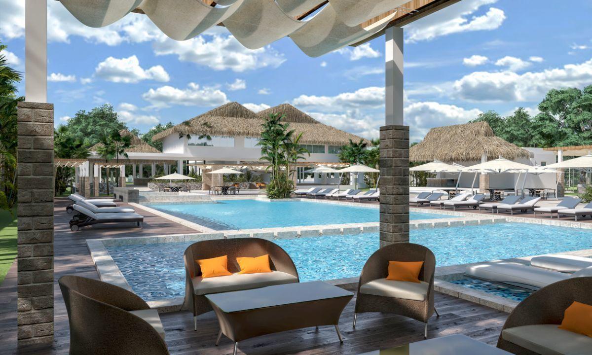 13 de 16: hermosas villas en punta cana con piscinas privadas