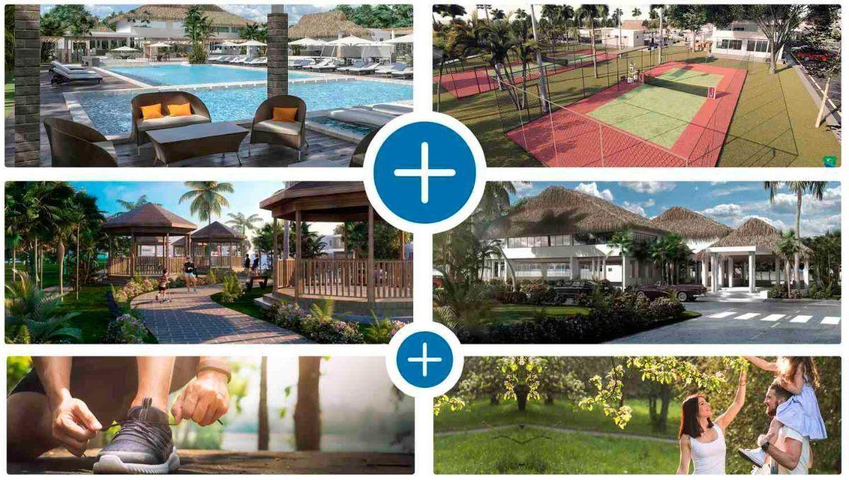 15 de 16: hermosas villas en punta cana con piscinas privadas