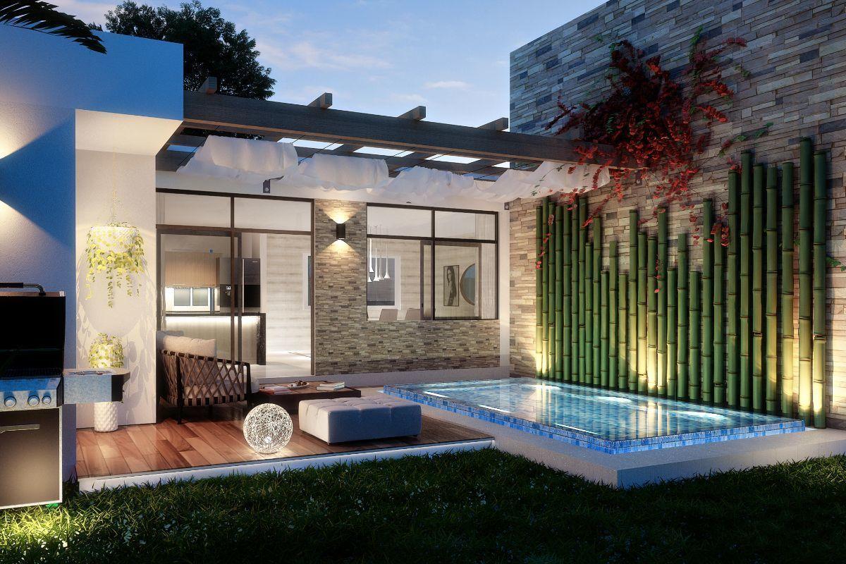 16 de 16: hermosas villas en punta cana con piscinas privadas