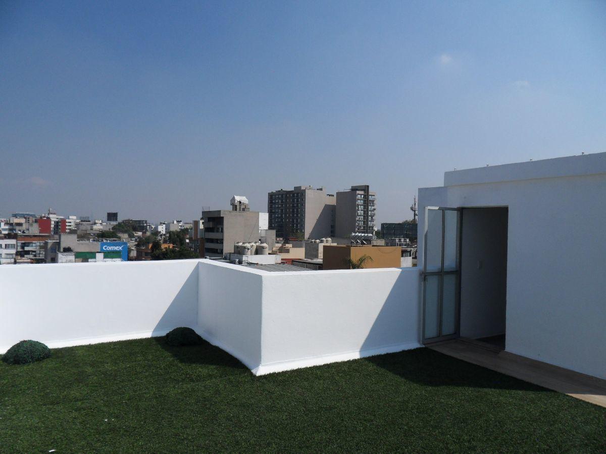 15 de 21: Roof garden privado