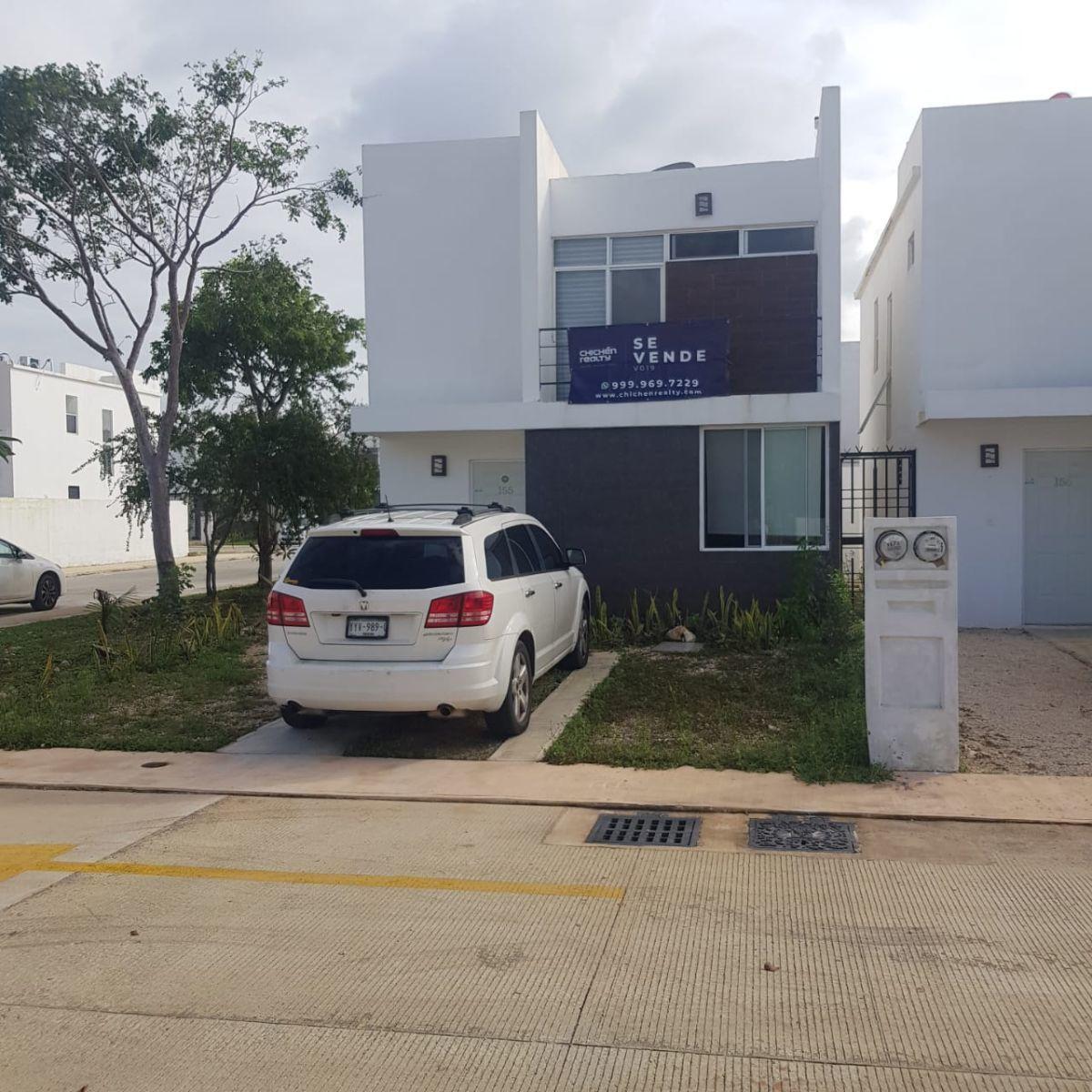 2 de 10: Casa En venta, Conkaln Mérida, Yucatán. Chichén Realty.