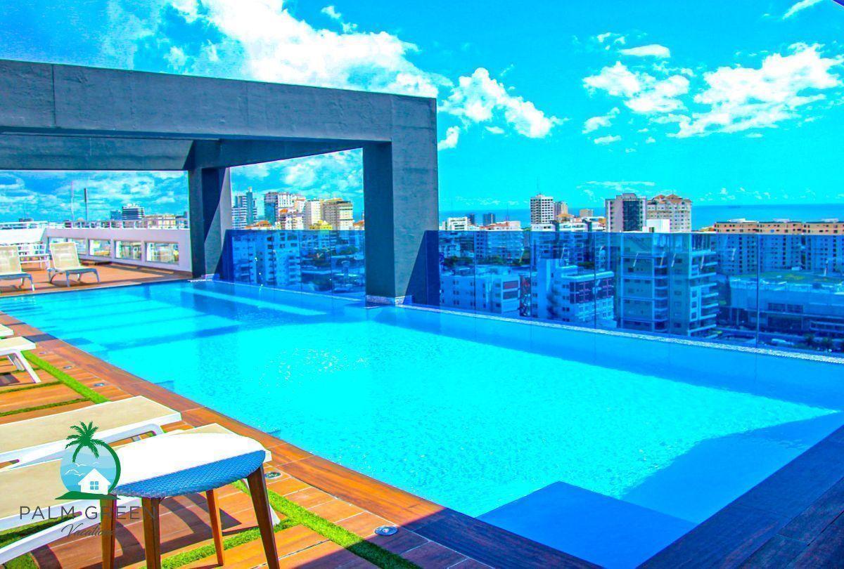 1 of 50: Apartementos naco 1 dormitorio por noche