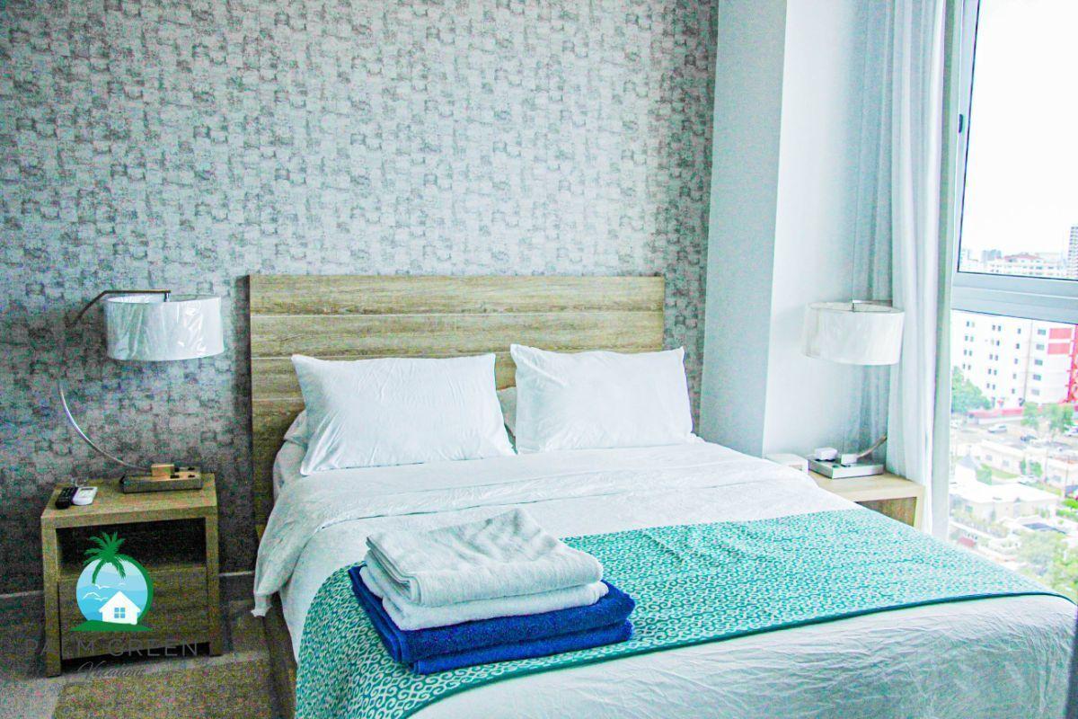 4 of 50: Apartementos naco 1 dormitorio por noche