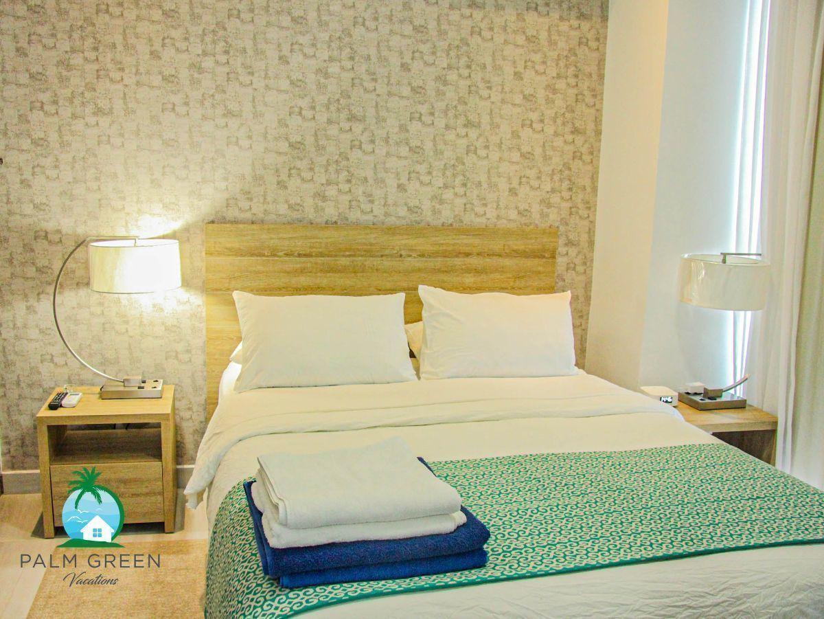 8 of 50: Apartementos naco 1 dormitorio por noche