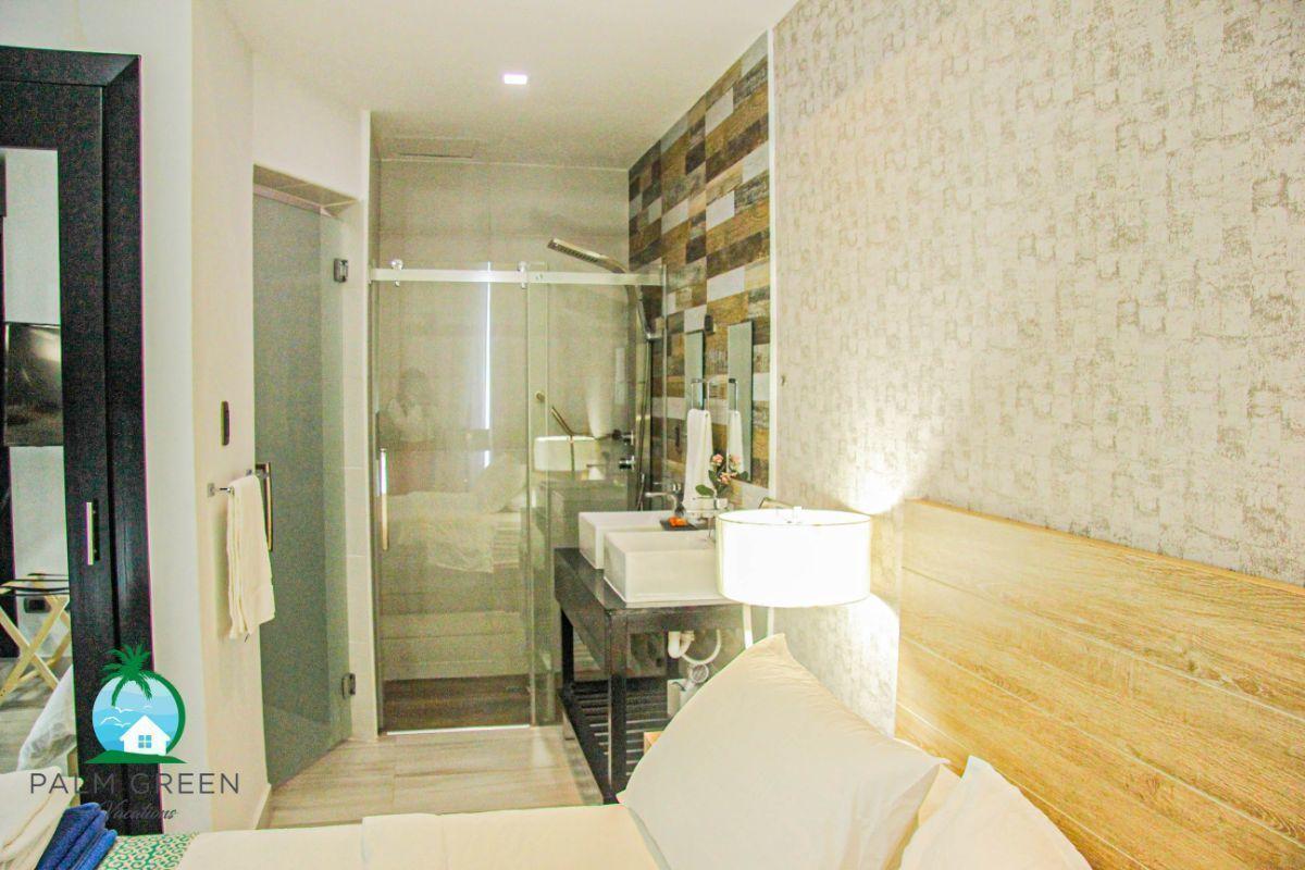9 of 50: Apartementos naco 1 dormitorio por noche