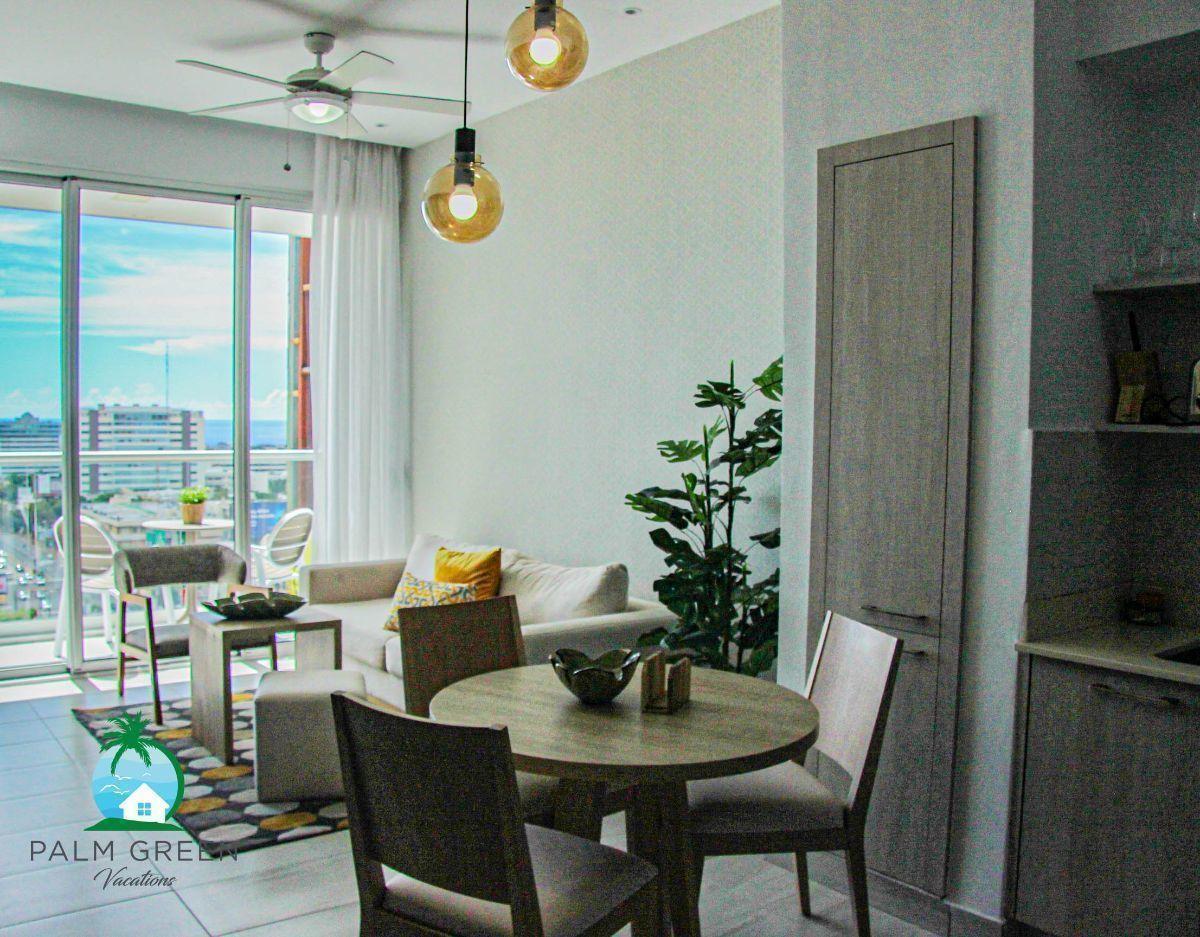 16 of 50: Apartementos naco 1 dormitorio por noche