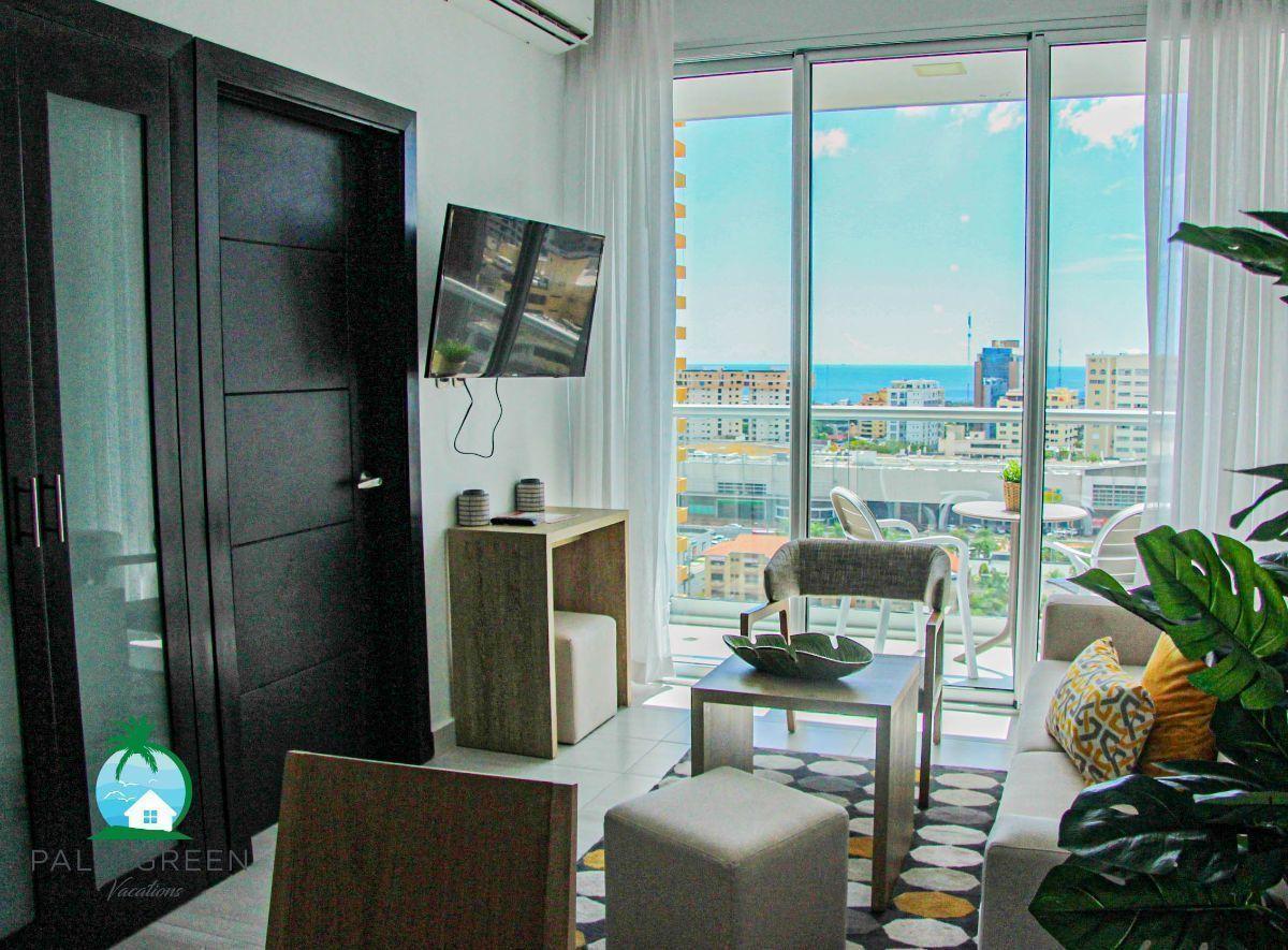 18 of 50: Apartementos naco 1 dormitorio por noche