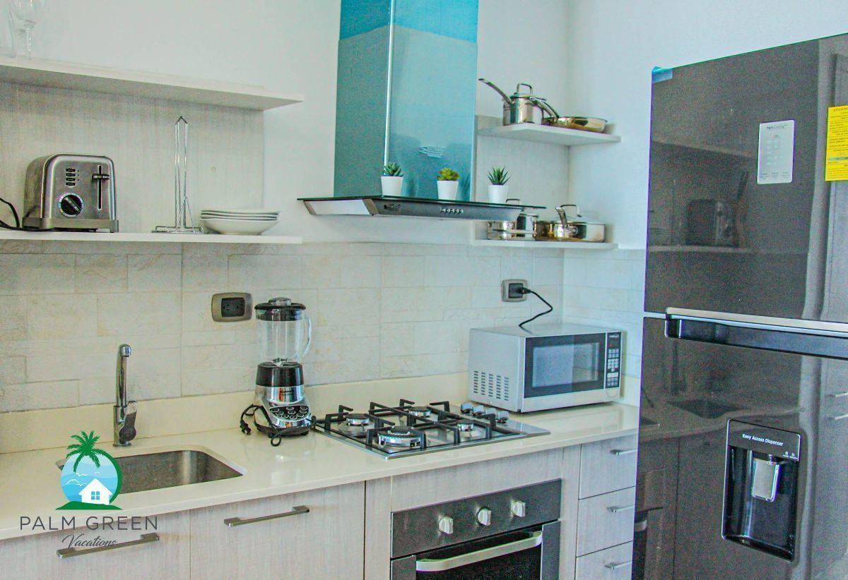 27 of 50: Apartementos naco 1 dormitorio por noche