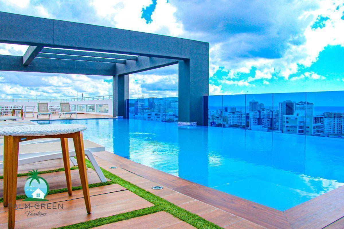 42 of 50: Apartementos naco 1 dormitorio por noche