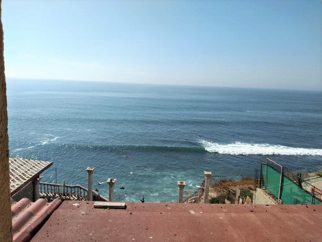 11 de 35: frente de mar vista de la sala
