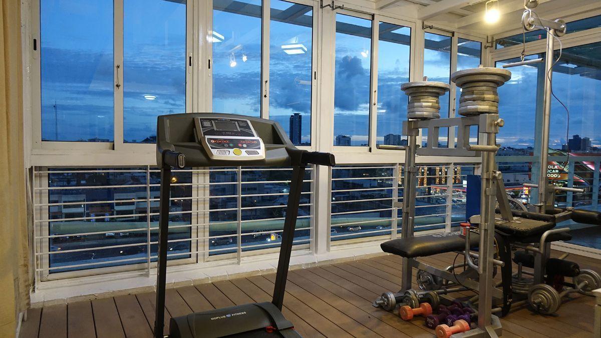 6 de 16: Gym con vista Panorámica
