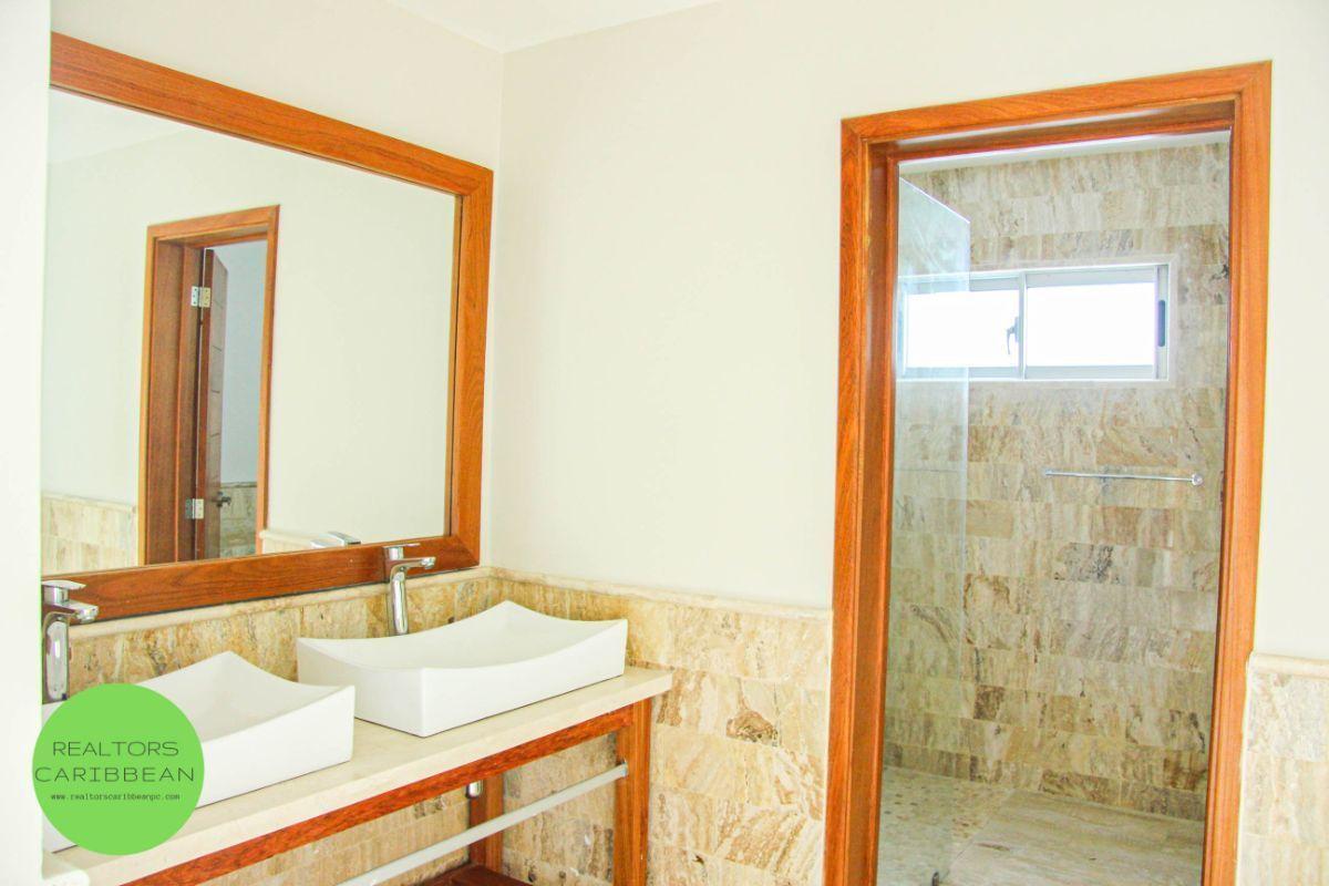18 de 18: Villa punta blanca punta cana 4 dormitorios 2 niveles piscin