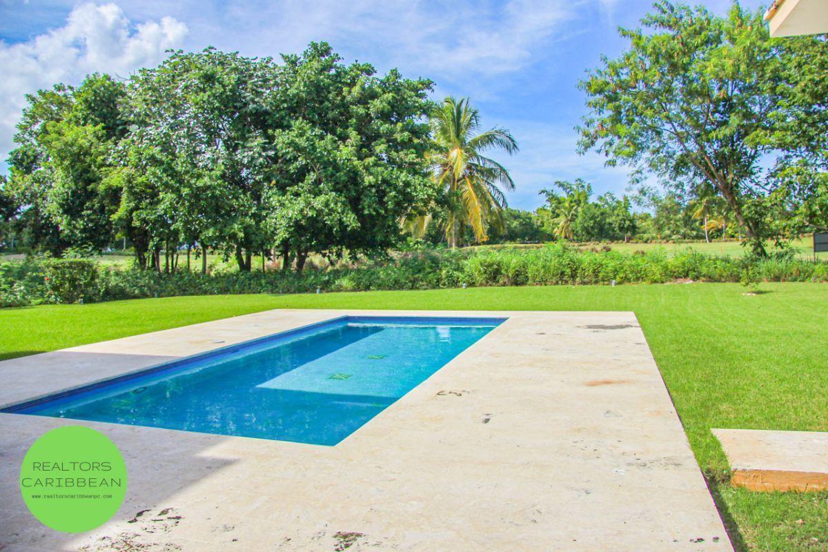 2 de 18: Villa punta blanca punta cana 4 dormitorios 2 niveles piscin