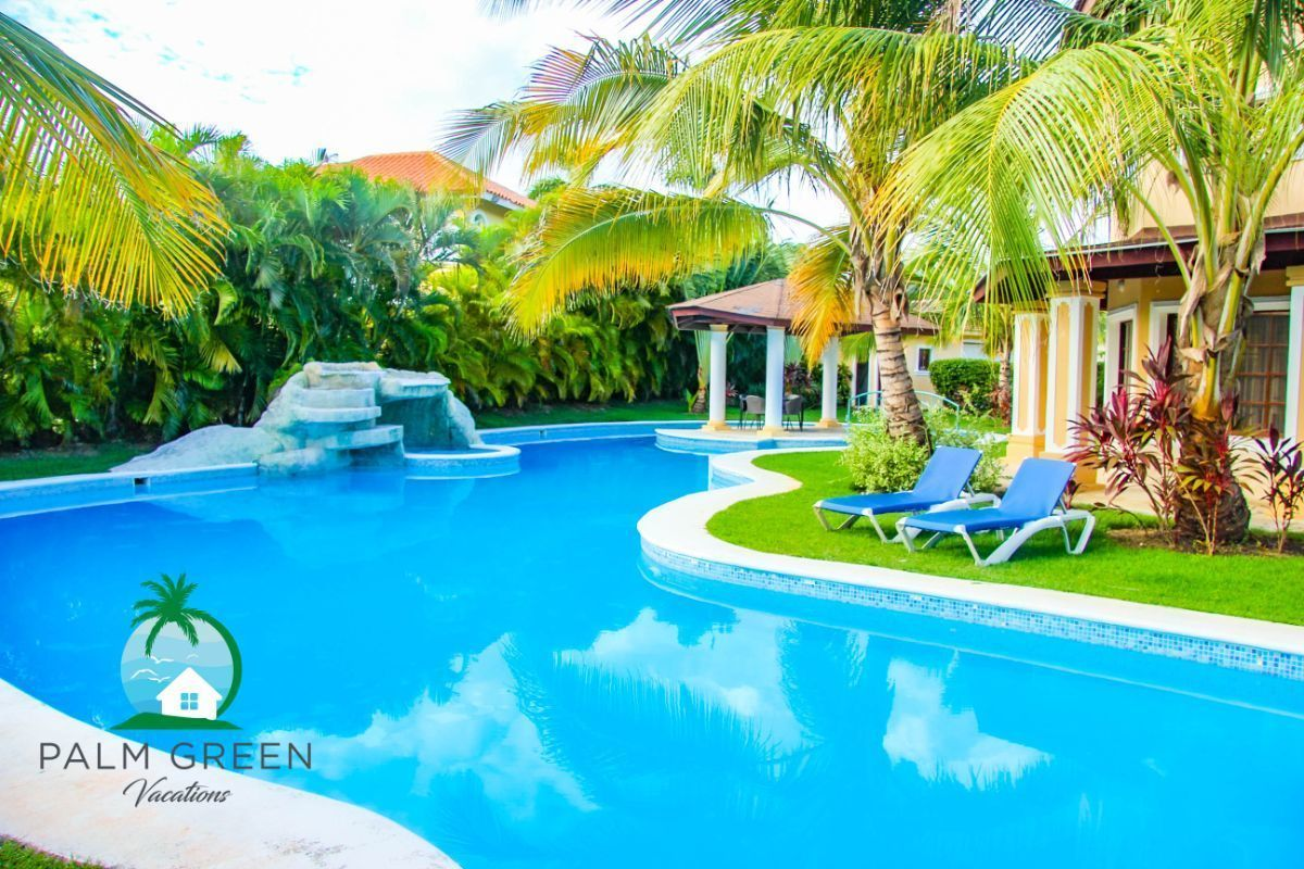 7 de 45: villa en punta cana alquiler vacacional 3 dormitorios Amplia
