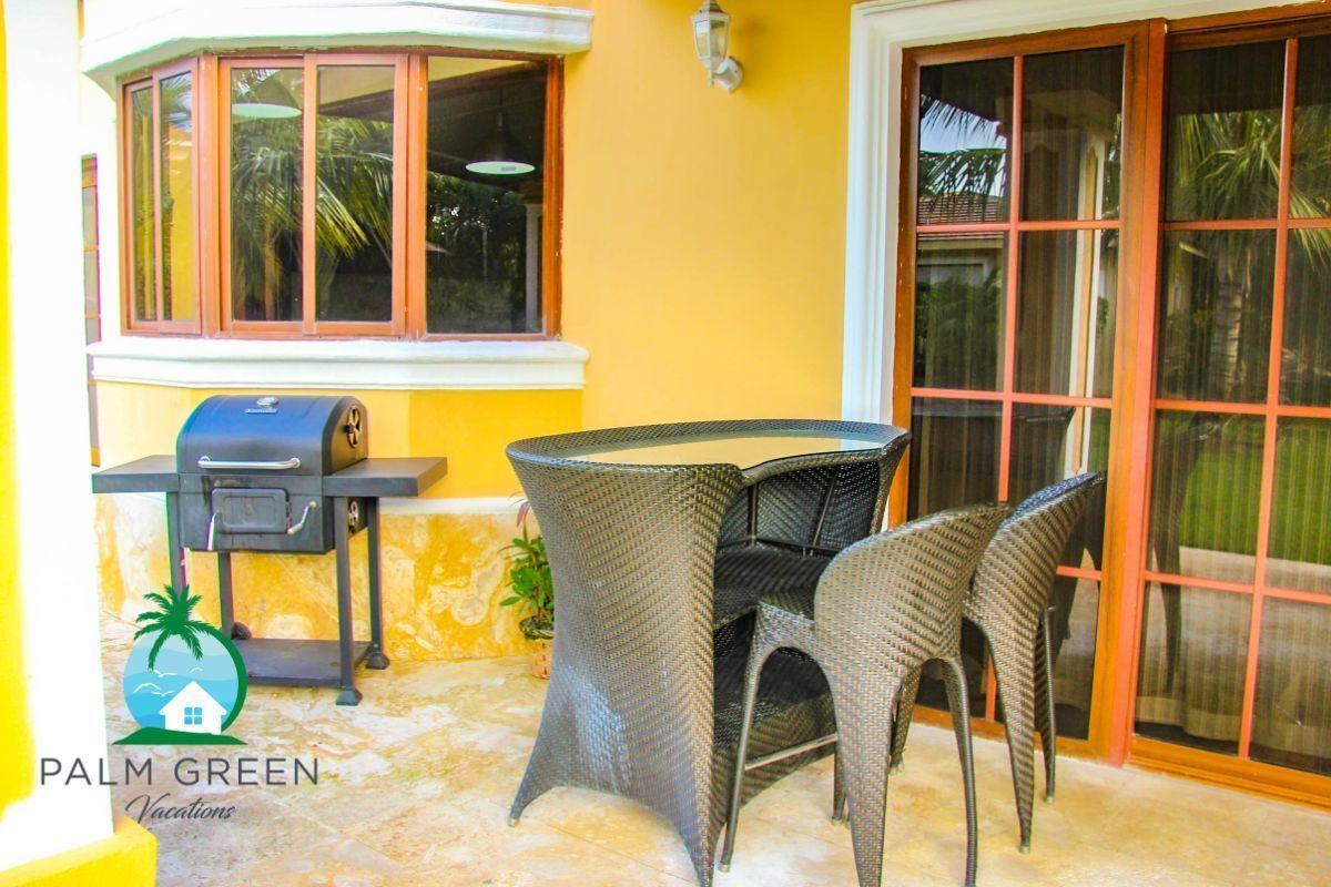 11 de 45: villa en punta cana alquiler vacacional 3 dormitorios Amplia