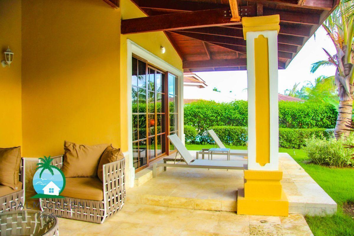 15 de 45: villa en punta cana alquiler vacacional 3 dormitorios Amplia