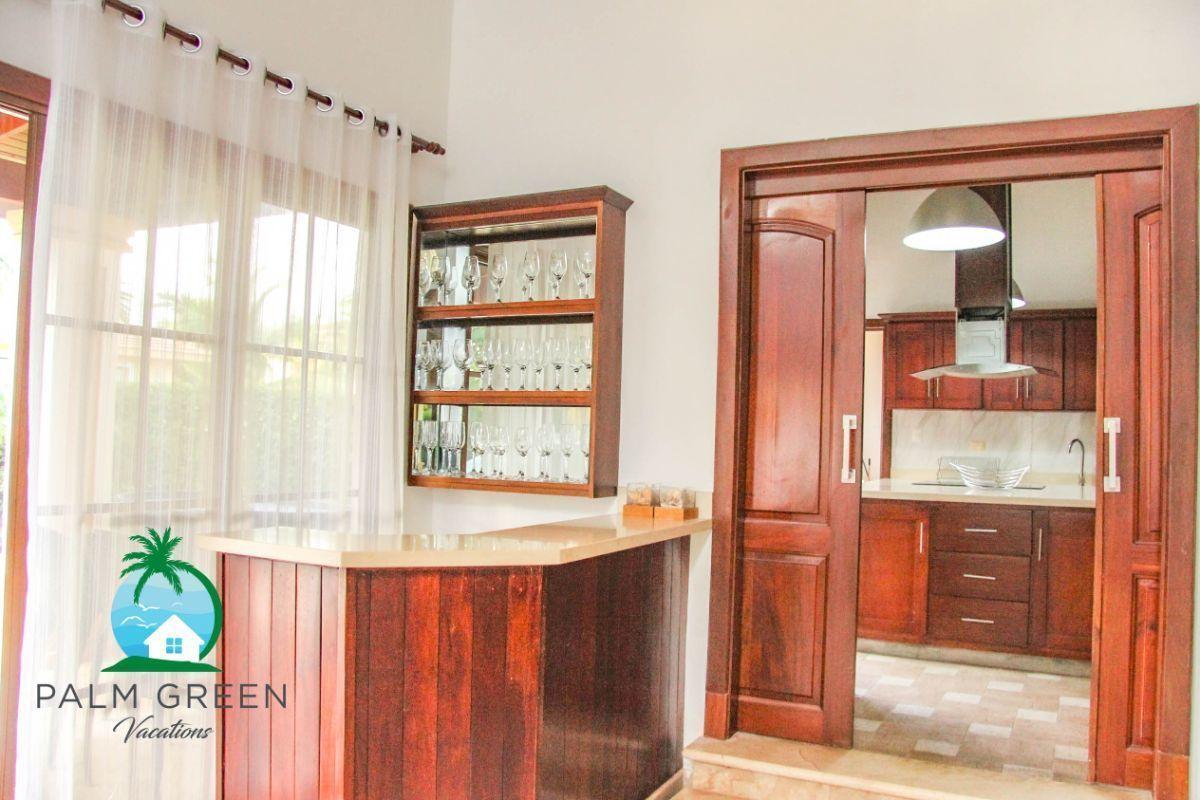 26 de 45: villa en punta cana alquiler vacacional 3 dormitorios Amplia