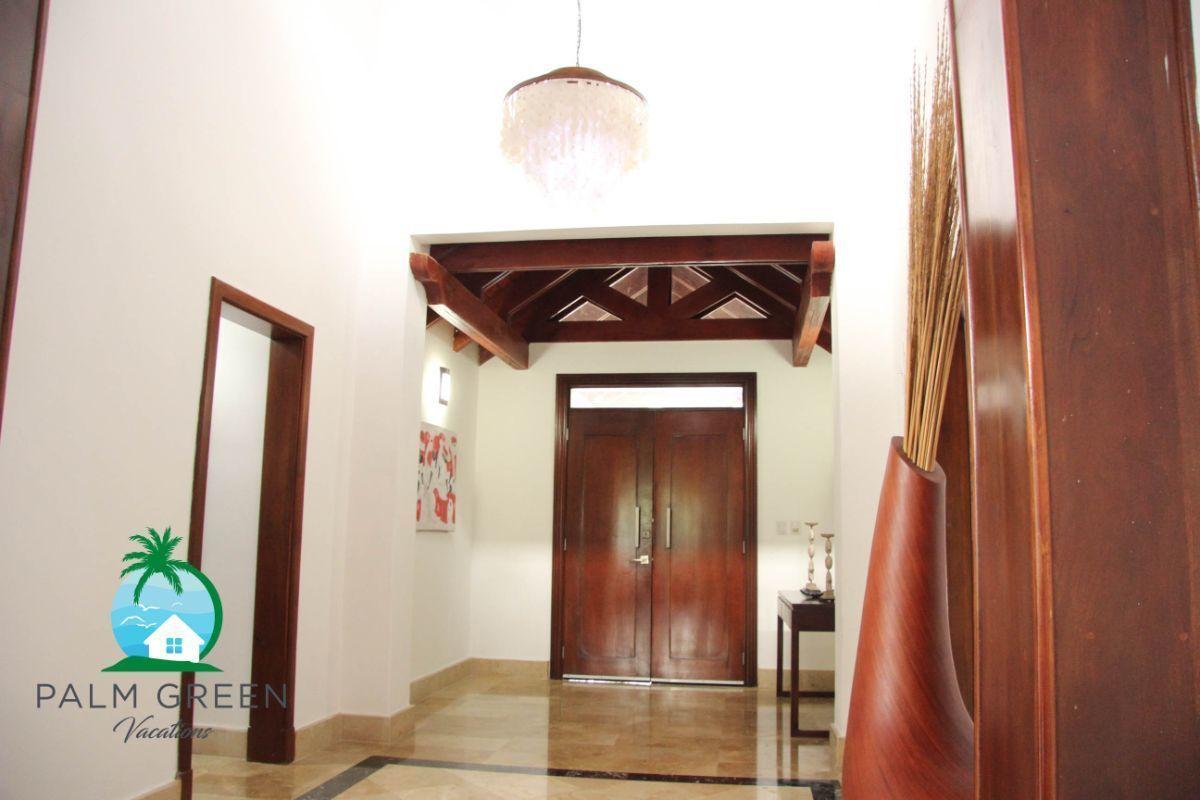 27 de 45: villa en punta cana alquiler vacacional 3 dormitorios Amplia