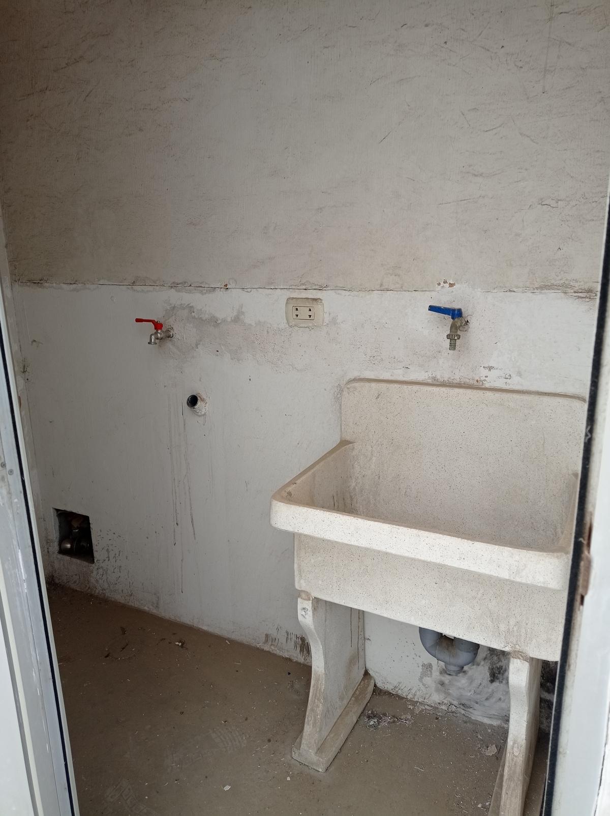 7 de 10: Tendedero y lavandería privada