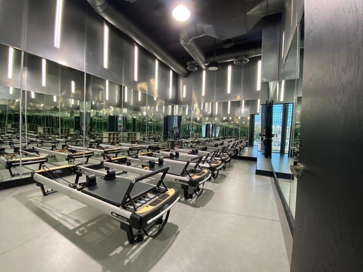 30 de 40: Salón de pilates