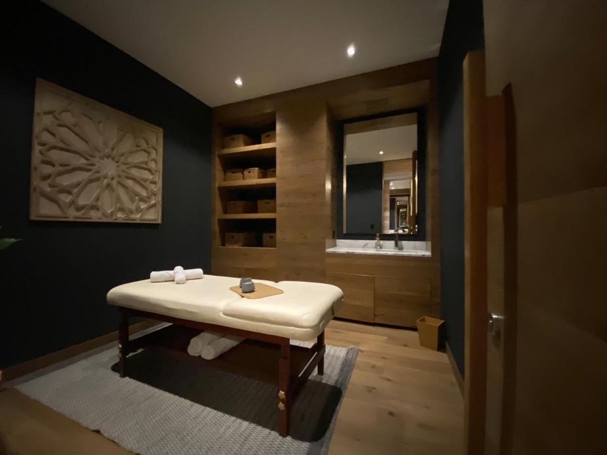20 de 40: Sala de masajes