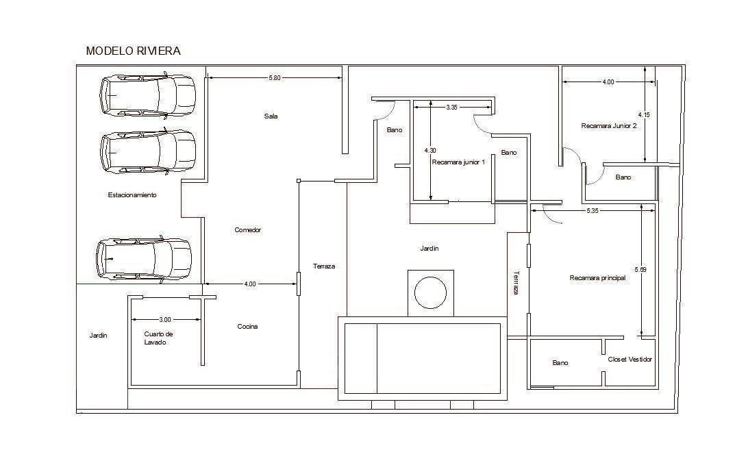 6 de 6: Plano Arquitectónico
