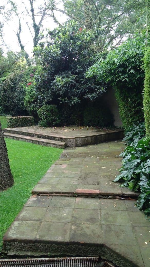 8 de 27: Jardín con terraza