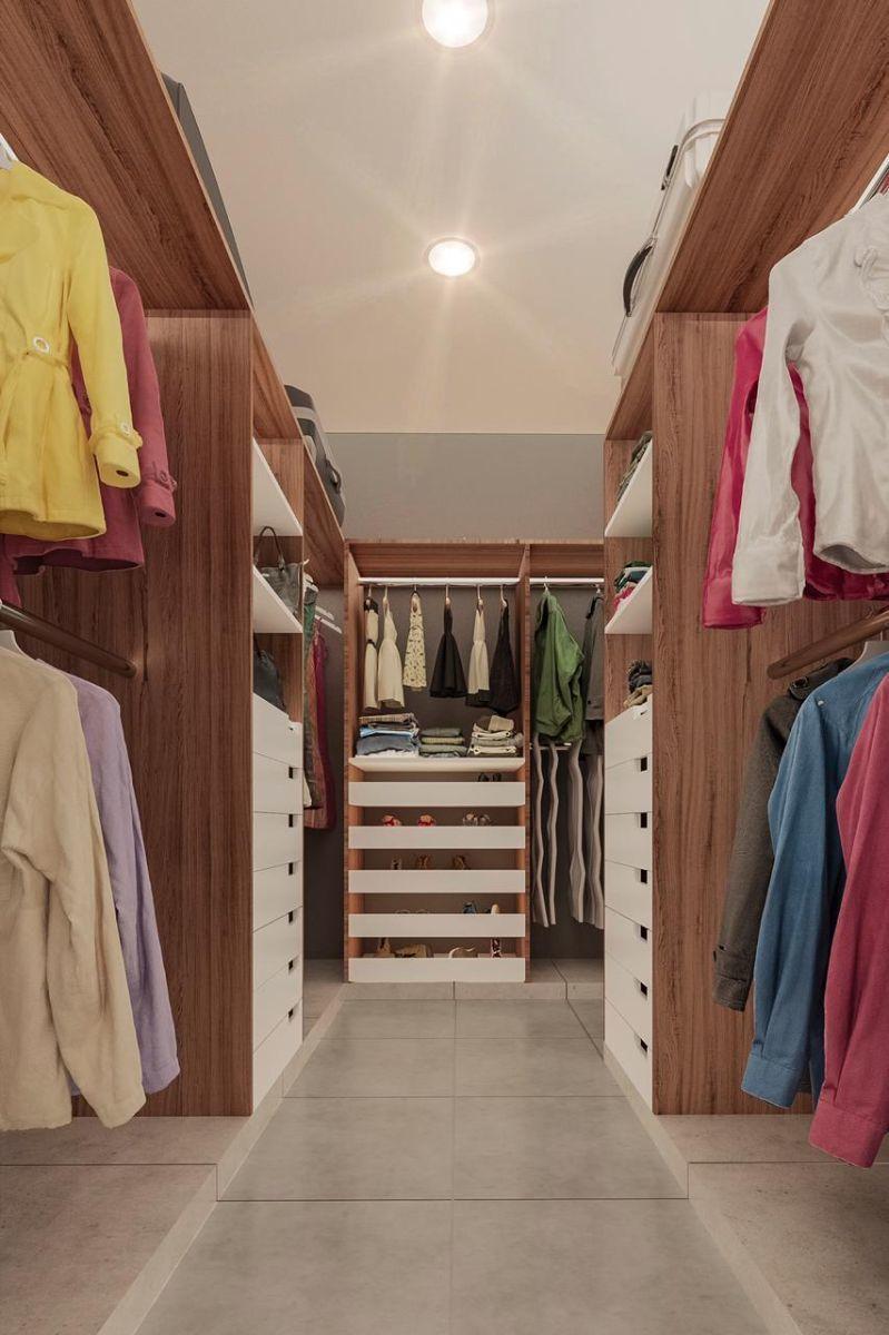 4 de 8: Closet Vestidor
