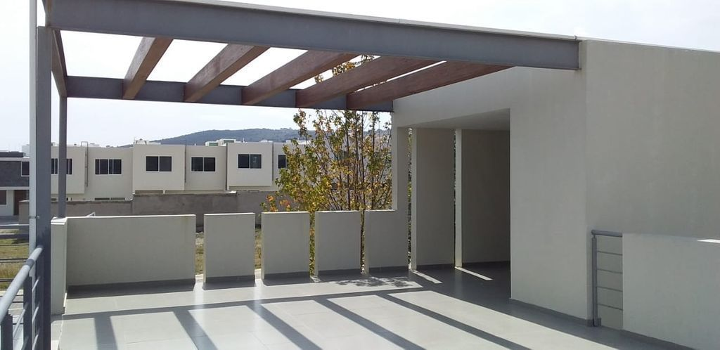 12 de 16: Roof garden