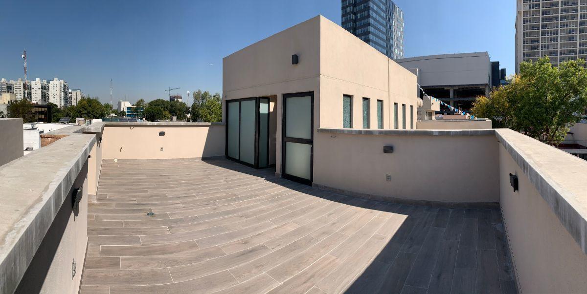 17 de 22: Roof Garden privado