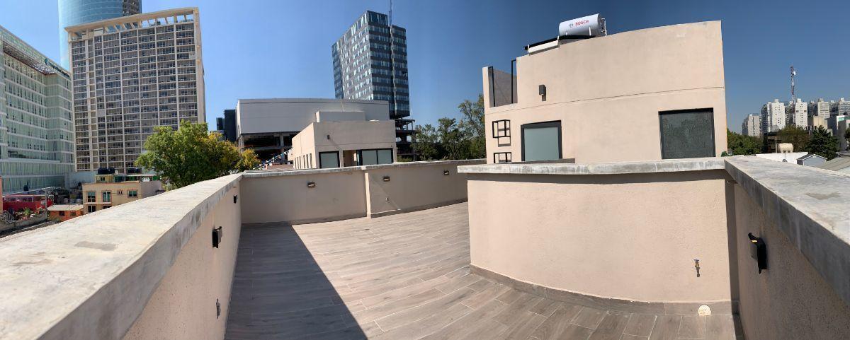 21 de 26: Roof garden privado con excelente vista