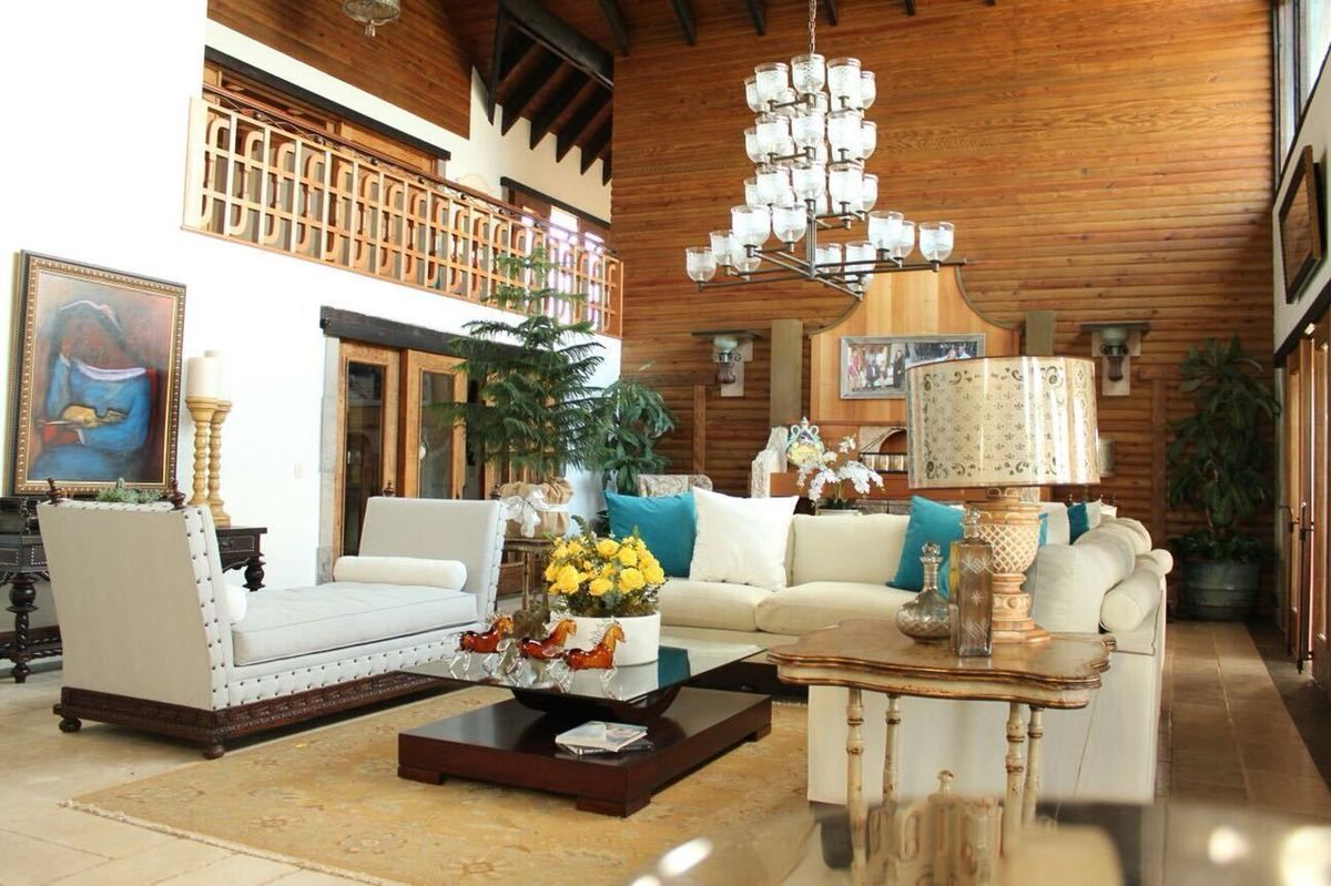27 de 37: Villa alquiler por noche jarabacoa 6 dormitorios