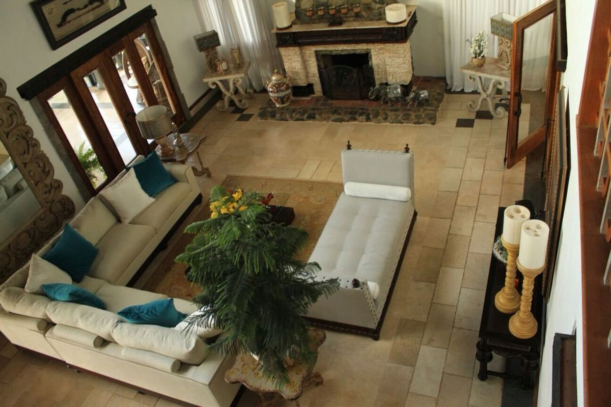 28 de 37: Villa alquiler por noche jarabacoa 6 dormitorios