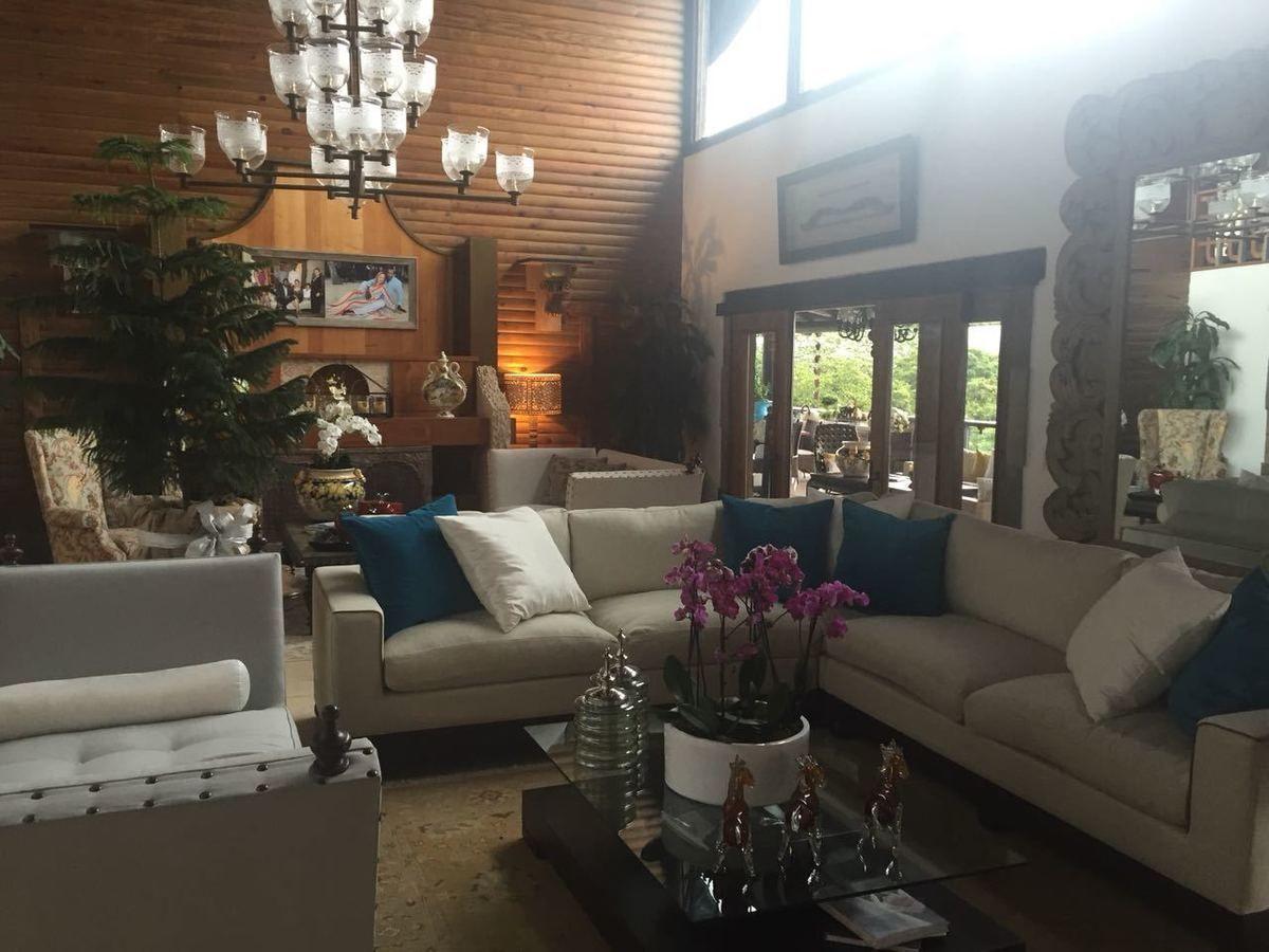 31 de 37: Villa alquiler por noche jarabacoa 6 dormitorios