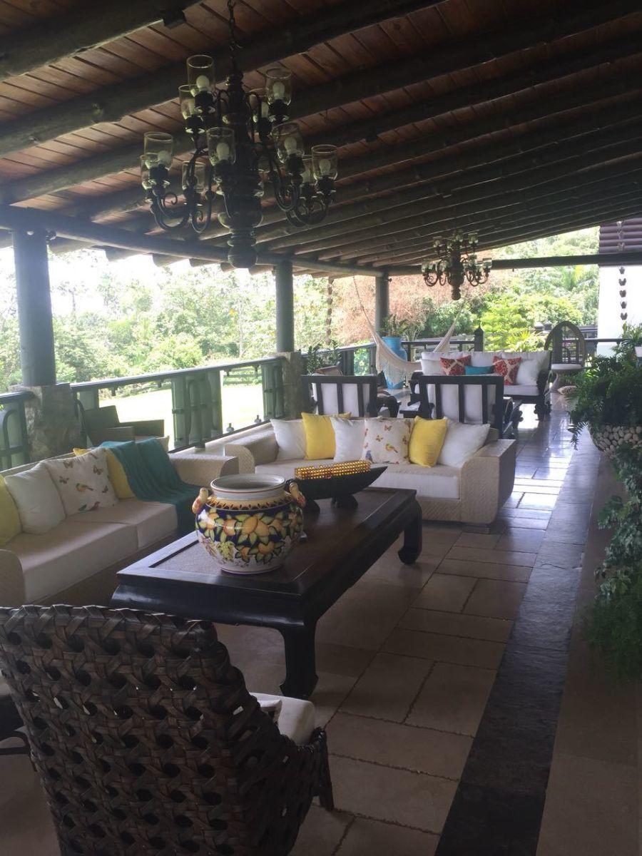 33 de 37: Villa alquiler por noche jarabacoa 6 dormitorios