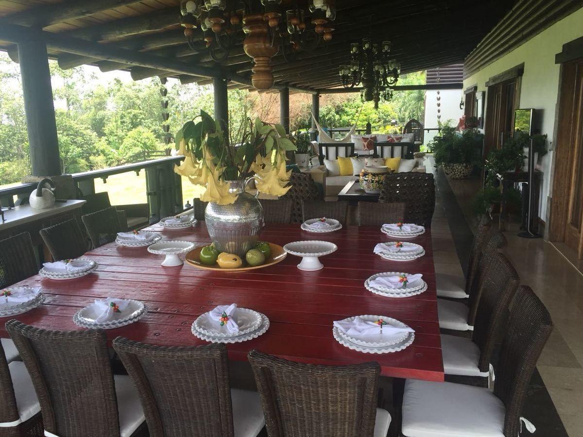 32 de 37: Villa alquiler por noche jarabacoa 6 dormitorios