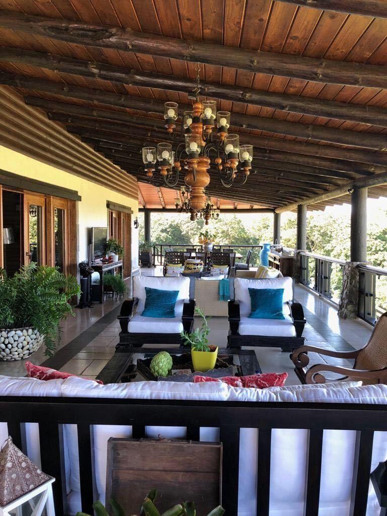 37 de 37: Villa alquiler por noche jarabacoa 6 dormitorios