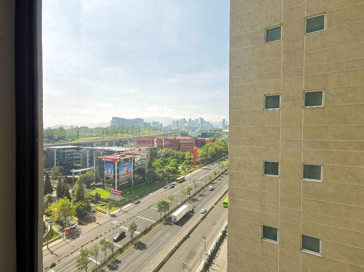 12 de 19: Vista lateral Prol. Paseo de la Reforma