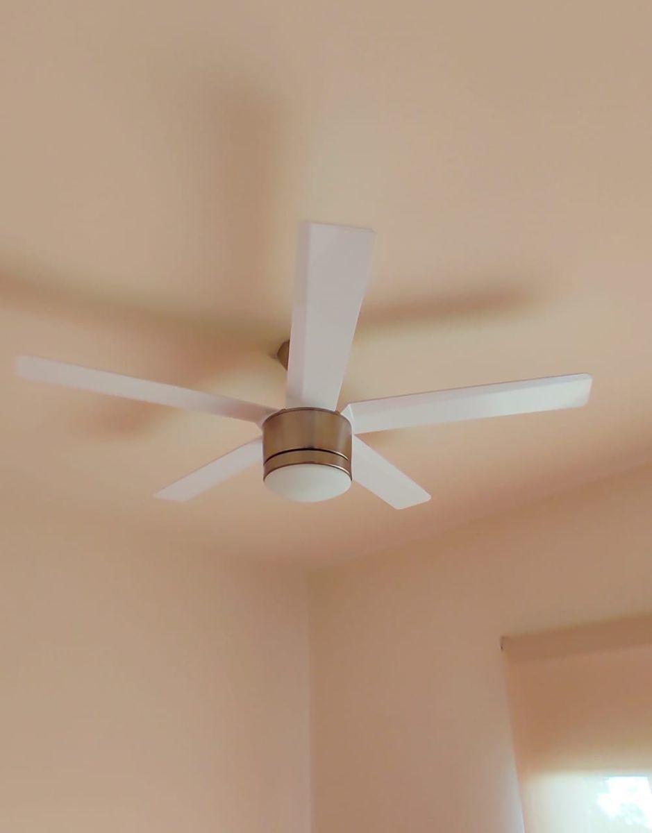 13 de 32: Ventilador de techo