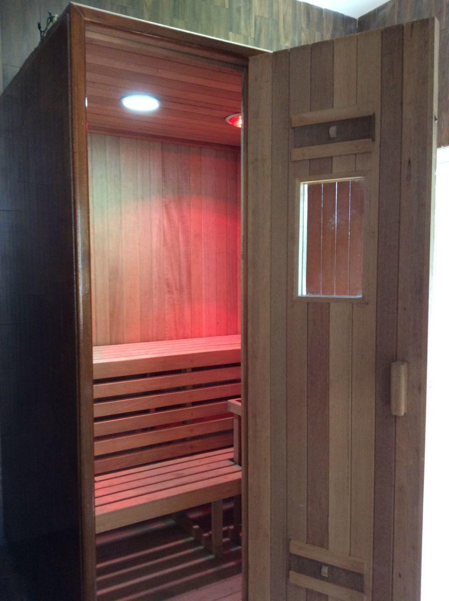 9 de 15: Sauna